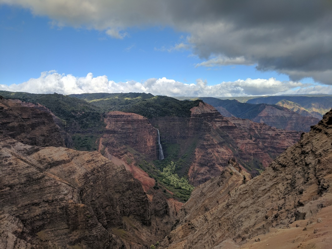 waimea canyon picture